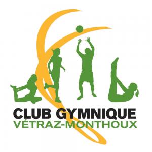 Logo du Club Gymnique de Vétraz-Monthoux